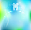 Beautiful dental background