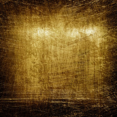 rough golden background
