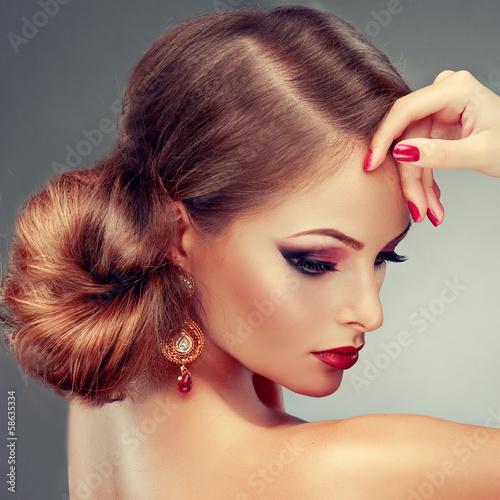 Fashion  Girl Portrait