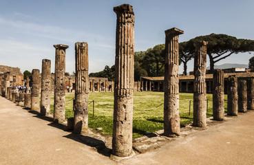 Pompeii Palestra