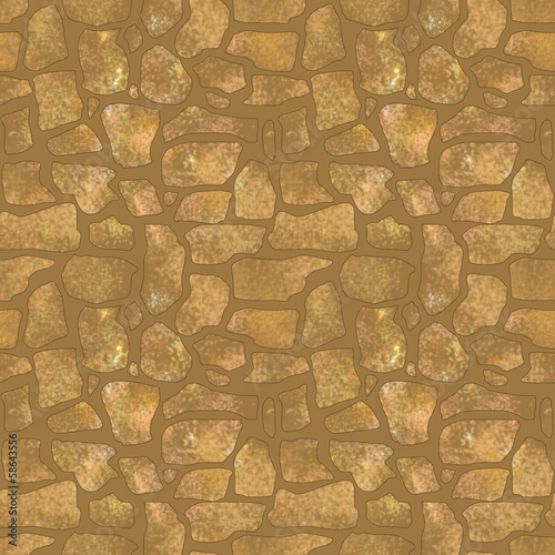 Seamless rock stone background