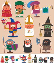 Medieval People 2