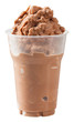Milk Cocoa smoothie