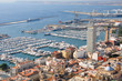 Marina of Alicante (Spain)