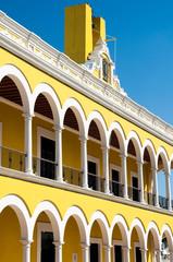 Biblioteca Pública de Campeche, edificio histórico (México)