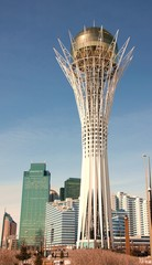 Astana modern capital of Kazakhstan