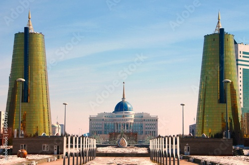 Astana modern capital of Kazakhstan