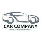 Fototapety Car logo, transport logo