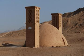Iranian water well