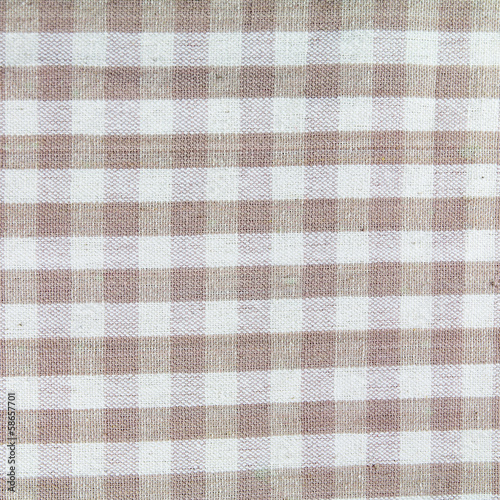 checked  fabric pattern