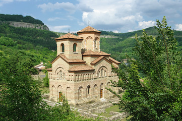 Church In Veliko Tarnovo, Bulgaria