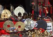 Outdoor Shop Sells Fake Chinese Antiques