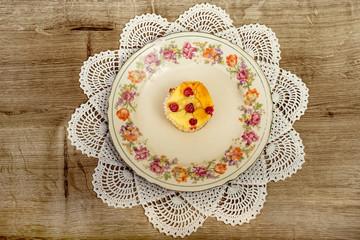 Muffin mit Johannisbeeren