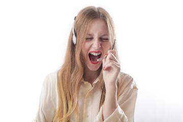 Screaming Operator