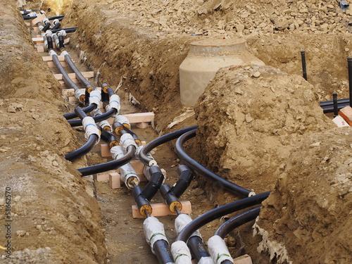 Rohrleitungen - 58662570