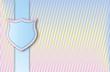 Wappen Schild Hintergrund
