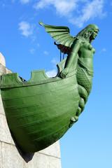 Statue Of Naiad