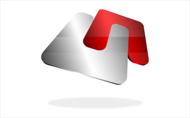 intersezione, simbolo hi tech