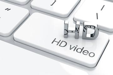 HD video concept
