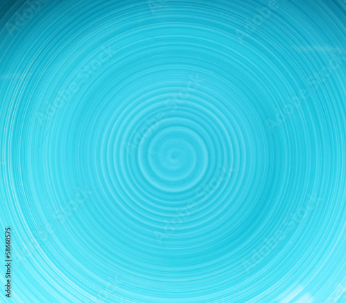 blue abstract background with spiral pattern