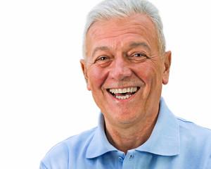 Senior Smiling