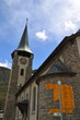 Parish Church of Saint Mauritius in Zermatt, Switzerland