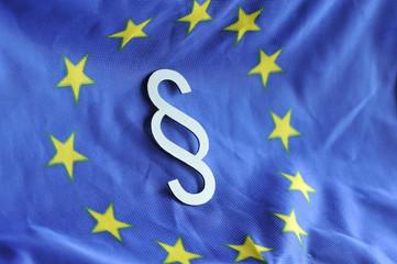 Paragraf, Europarecht, Europäische Union, EU, Gesetzgebung