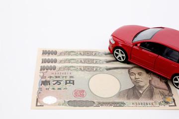 お金と車の関係