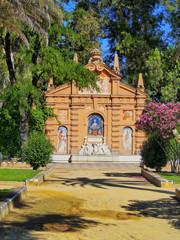 Alcazar of Seville, Spain