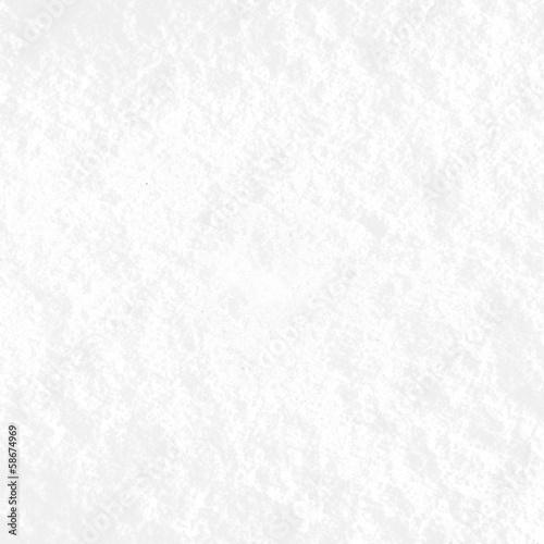 White snow - 58674969