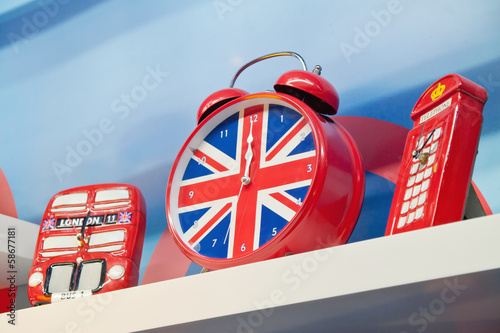 London Great Britain Souvenirs