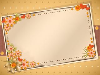 congratulation scrapbooking card