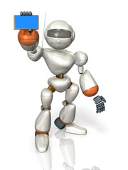 Identity of the robot