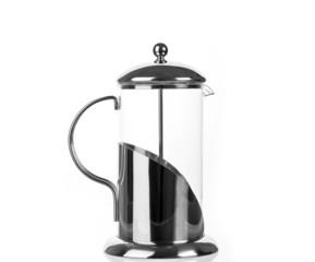 kettle isolated on white background