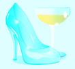 Glass Slipper - 58687965