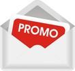 envelope promo