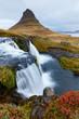Kirkjufell, Islande