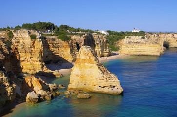 Algarve Strand Marinha - Algarve beach marinha 10