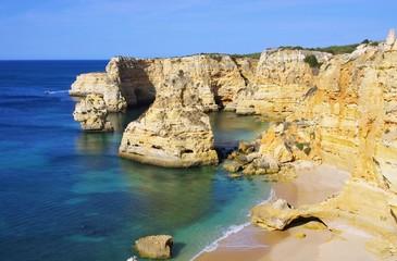 Algarve Strand Marinha - Algarve beach marinha 12