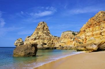 Algarve Strand Marinha - Algarve beach marinha 17