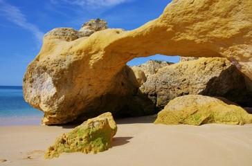 Algarve Strand Marinha - Algarve beach marinha 18