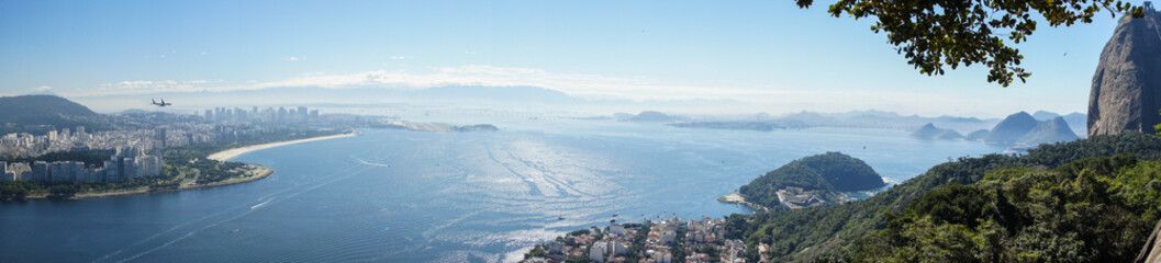 Rio de Janeiro, Braislien, Panorama, Copacabana