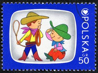 Bolek And Lolek, Cartoon Characters