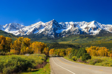 Road in Colorado