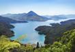 canvas print picture - Neuseeland, Malborough Sounds