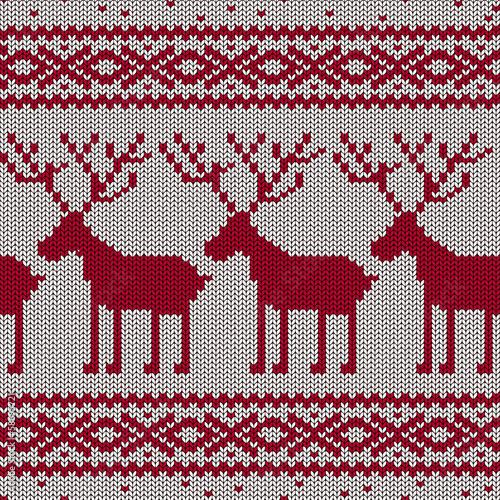 papier peint scandinave seamless tricot knit up. Black Bedroom Furniture Sets. Home Design Ideas