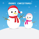 Christmas greeting card43