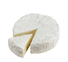 Brie Cheese Cheese Wheel