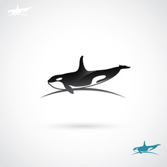 Orca label