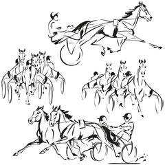 harness-racing themes